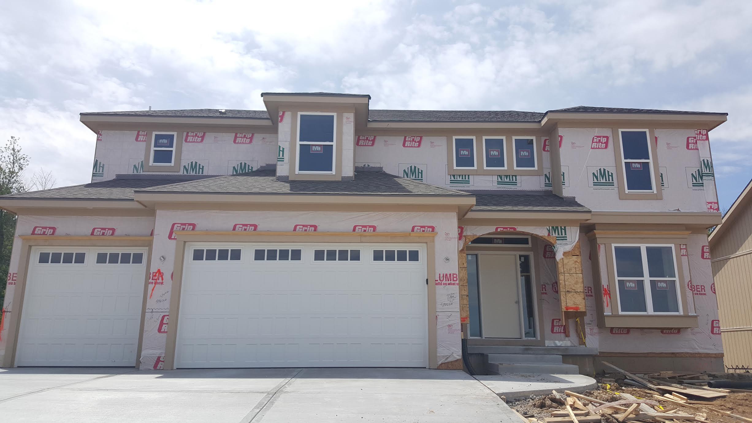 New Mark Homes Parkville Mo
