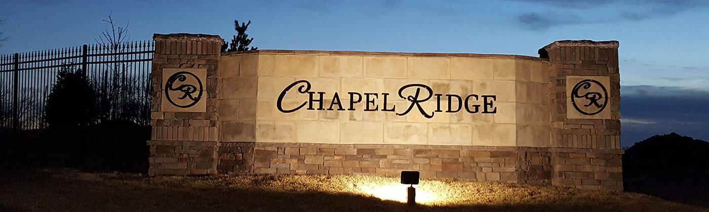 Chapel Ridge Builders New Construction Custom Homes