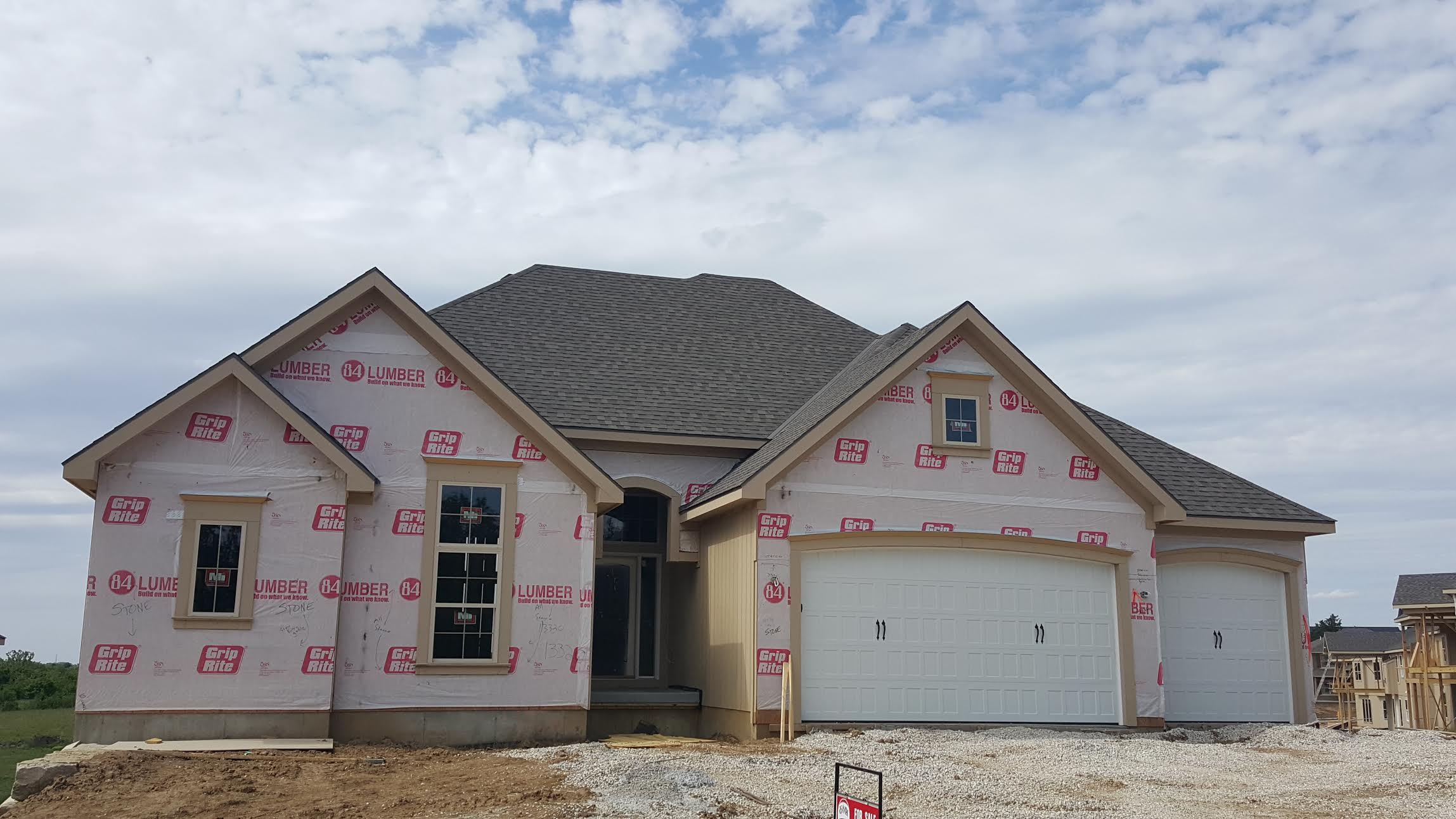 New Mark Homes Kc