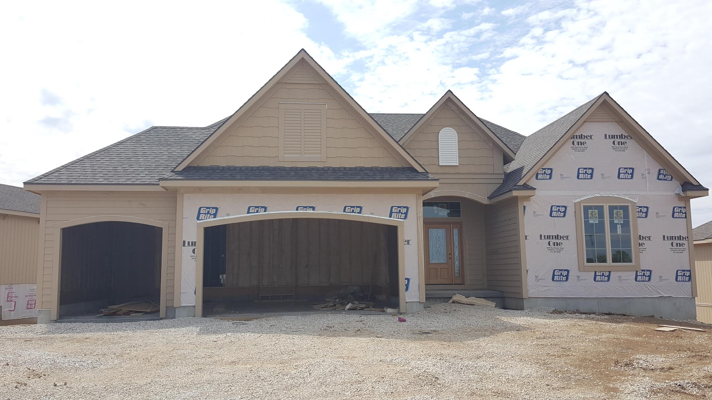 Chapel ridge subdivision parkville mo new construction for First choice custom homes